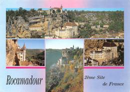 CPM - 46 - ROCAMADOUR - 2ème Site De France - Rocamadour