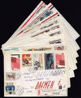 Czechoslovakia / Cow, Horse, Ship, Unesco, Owl, Martin Benka, Prague, Cat, Tramway, Castle, Satellite, Space - Collections, Lots & Series