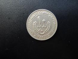 MAURITANIE * : 10 OUGUIYA   1418 / 1997   KM 4      SUP+ - Mauritania