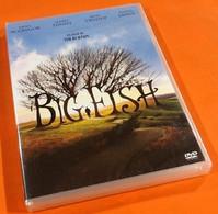 DVD (sous Blister) Big Fish  Un Film De Tim Berton Avec Marion Cotillard, Albert Finney... - Fantasy