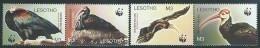 Lesotho 2004  Sc#1336  WWF Bald Ibis Set  MNH  2016 Scott Value $3.60 - Unused Stamps