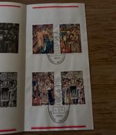 Postfolder Met FDC - Millennium Van Brussel - 1979 - Stempel Van Brussel - 1971-80