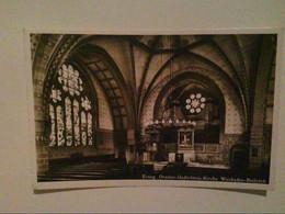Oranier - Gedächtnis - Kirche. Wiesbaden - Biebrich. AK. - Ohne Zuordnung