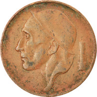 Monnaie, Belgique, 50 Centimes, 1954, TB+, Bronze, KM:145 - 03. 50 Centimos