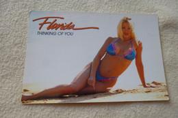BELLE FEMME SEXY ....PENSEES DE FLORIDE - Pin-Ups