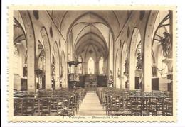 Veldegem - Binnenzicht Kerk. - Zedelgem