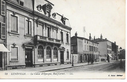 (2)         54    Lunéville     Rue Carnot - Luneville