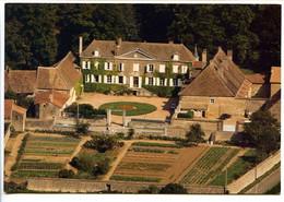 CPSM 10.5 X 15  Saône Et Loire  Les Petits Frères  Château De JULLY-LES-BUXY - Other Municipalities