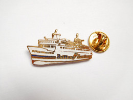 Beau Pin's En EGF , Marine Bateau Ferry , Brittany Ferries , Duc De Normandie - Bateaux