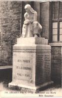 FR66 ARLES SUR TECH - Galangau 785 - Le Monument Aux Morts - Belle - Other Municipalities
