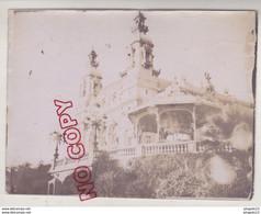Au Plus Rapide Fin XIX E Siècle Monaco Monte Carlo Le Casino Beau Format 9.5 Par 12.5 Cm - Anciennes (Av. 1900)