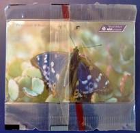 Télécarte 100 Unités ANDORRE - Papillon Aptatura Iris - Andorra
