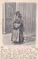 Femme Tatare - Types Du Caucase ( Georgia, Ex-Russia)  - F.p. - Anni '1900 - Russland