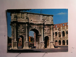 Roma (Rome) - Arc De Constantin - Other Monuments & Buildings