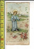 Kl 292 - Kleine Jezus Ik Bemin U - Plechtige Inlijving In Den E.K. Te Rekkem 1936 - Gabrielle  SERLET - Devotion Images