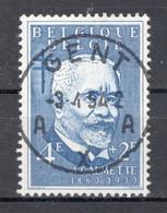BELGIE: COB 936 Mooi Gestempeld. - Oblitérés