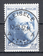 BELGIE: COB 1037 Mooi Gestempeld. - Oblitérés