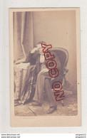 Au Plus Rapide Photo CDV XIX ème Siècle Photographe Malardot Metz Portrait Homme - Anciennes (Av. 1900)