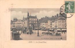 Lille - La Grand Place - Lille