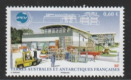 T.A.A.F - N° 637 ** (2012) - Unused Stamps
