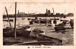 29 CAMARET-sur-MER   Marée Basse - Camaret-sur-Mer