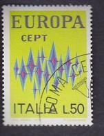 Europa. Italie  YT 1099 - 1972