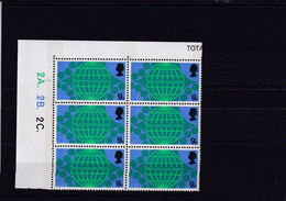 SG 809 - Plate - MNH *** - Unused Stamps
