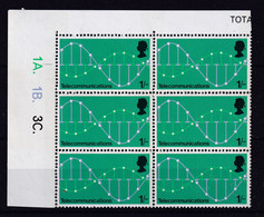 SG 810 - Plate - MNH *** - Unused Stamps