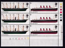 SG 780 - Cylinder Blocks - MNH *** - Unused Stamps