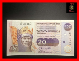 SCOTLAND 10 £   1.9.1994  P. 221   CB   VF - 20 Pounds