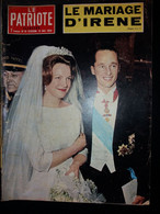 LE PATRIOTE ILLUSTRE 1964 19 - Beauvechain Ottignies Otto John Versois Triumph Byrrh Adler - 1950 - Nu