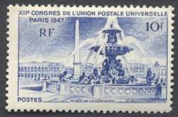 France N°783 Neuf ** 1947 - Neufs