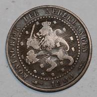 PAYS BAS - 1 Cent - 1900 - 1 Cent