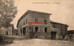St-Just-d'Avray - La Chapelle - Other Municipalities