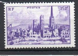 FRANCE 1945 - Cathédrale De Rouen - N° 745** - Neufs
