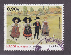 TIMBRE FRANCE N° 4400 OBLITERE - Usati