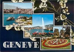 CPSM Genève-Multivues    L57 - GE Genève