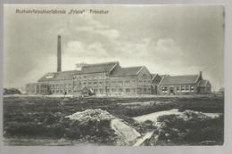 "***  FRANEKER  ***  -   Beetwortelsuikerfabriek "" Frisia "" - Franeker"