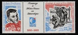 T.A.A.F - N°183A ** (1993) Météo France - Neufs