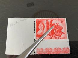 COB 623 V3 Fil à La Main / Draad Aan Hand Van Soldaat   ** Nsch - Unused Stamps