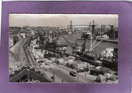 44 NANTES Panorama Du Port - Nantes