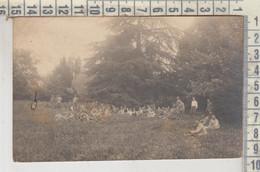 FOTO CARTOLINA MILITARI CAMPO NO GUERRA 1914 - 1918 VG - Guerra 1914-18