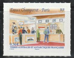 T.A.A.F - N°577 ** (2010) Adhésif - Unused Stamps