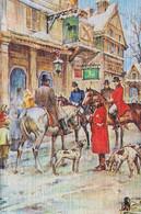 Double Carte Avec Chevaux (carte Vierge) - Cavalli