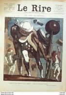 """REVUE """"LE RIRE""""-1921-121-COUP De MISTRAL-MIRANDE GERBAULT-JEANNIOT LEANDRE GENTY - 1900 - 1949"""