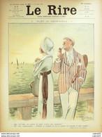 """REVUE """"LE RIRE""""-1912-497-OSTOYA GERBAULT VALLEE GUILLAUME FONTANEZ FABIAN - 1900 - 1949"""