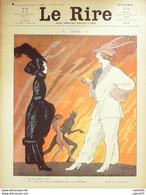 """REVUE """"LE RIRE""""-1912-467-ROUBILLE DELAW METIVET PIERLIS VALLEE LABORDE - 1900 - 1949"""