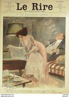 "REVUE ""LE RIRE""-1910-413-FLORES MIRANDE FABIANO QUINT KIKERIKI GERVESE - 1900 - 1949"