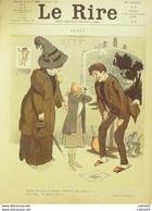 """REVUE """"LE RIRE""""-1910-380-MIRANDE DELAW GERBAULT PIERLIS HEMARD VALLER - 1900 - 1949"""