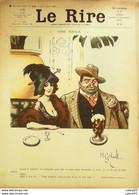 """REVUE """"LE RIRE""""-1909-352-GERBAULT ROUBILLE HEMARD PORTALEZ BURRET MARKOUS - 1900 - 1949"""
